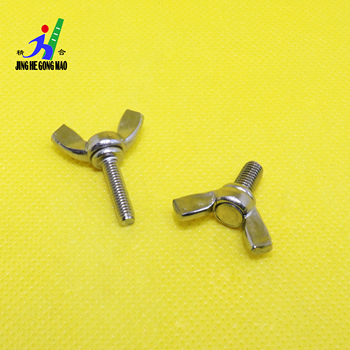 10PCS 5pcs 2pcs M3 M4 M5 M6 M8M3 M4 M5 M6 DIN316 Hand Tighten Screws Butterfly Bolt Wing Thumb Screw Claw A2-70 Stainless Steel m6 m8 m10 din316 butterfly bolt wing bolt set wing nuts claw screw thumbscrew stainless steel