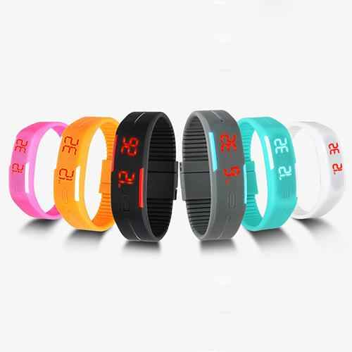 Men Women Fashion Silicone