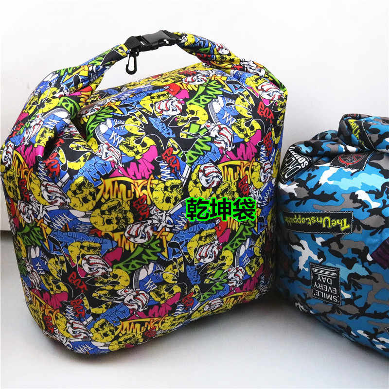 Портативная складная сумка для живой рыбы толстая дезодорирующая