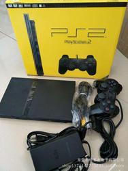 Original S0NY Spiel konsole, für playstation ps2 spiele, Video spiel player Doppel griff, entsperren, senden spiel disc