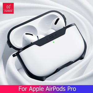For Apple AirPods Pro Case Wireless Bluetooth Earphone Case Origil Transparent Case Protective For Airpod 3 Dust Guard Cover