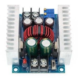 Image 5 - 10pcs 300W 20A DC DC 벅 컨버터 스텝 다운 모듈 정전류 LED 드라이버 전력 스텝 다운 전압 모듈