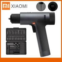 Xiaomi mijia – perceuse électrique sans fil 3N, nouveauté▪Mini tournevis électrique sans fil, 3 vitesses, avec réglages de couple m, mandrin, outils électriques