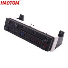 Автомобильный воздушный AC Нагреватель Панель климата Управление переключатель в сборе для Peugeot 405 Samand 71207001861 51586-15180 09092203N 140226279481