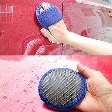 Шлифовальные перчатки для автомобиля, Круглые, для мытья автомобиля, красивые, шлифовальные, тканевые, для обеззараживания, перчатки для чистки автомобиля, для мытья автомобиля, billhreinsiefni