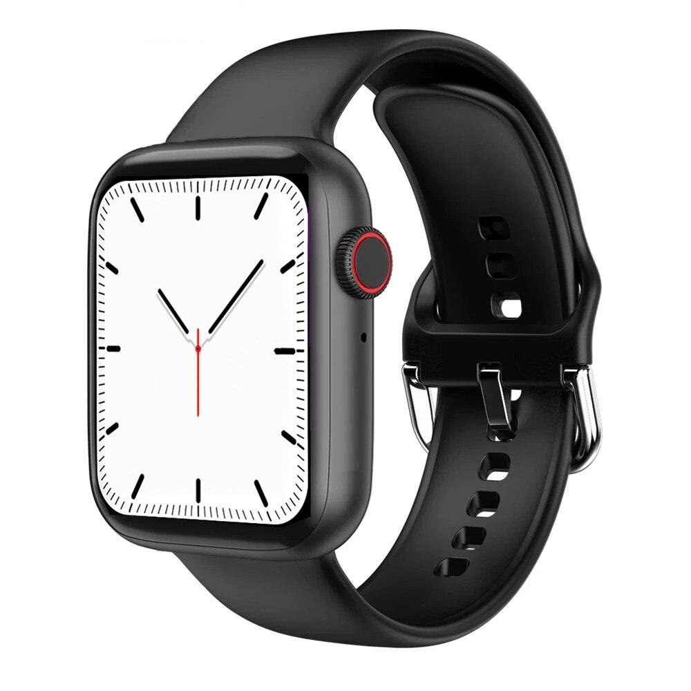 T500 Smart watches 2020 Bluetooth Call Fitness trackers Sport Heart Rate Tracker Men Music Watch Women Smartwatch Calculators