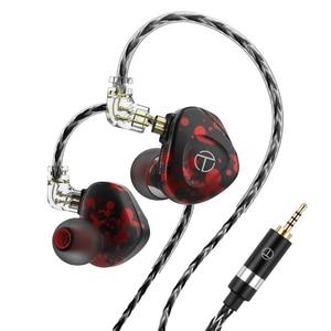 Image 2 - 2021 TRN BA15 30BA HIFI หูฟัง Balanced Armature In Ear หูฟังโลหะ Monitor ชุดหูฟังหูฟังหูฟัง TRN BA8 VX TA1