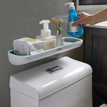 Bathroom Shelf Over The Toilet Storage Rack Wall-Mounted Shelves Space Saver Organizer For Kitchen WC Bathroom Accessories