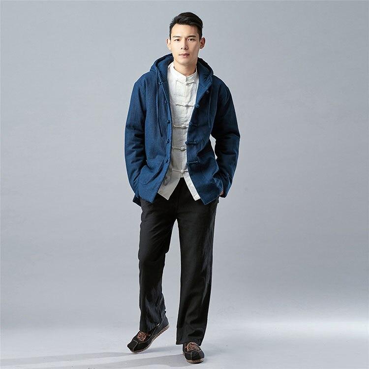 18 hiver nouveau Style à capuche tendance manteau hommes coton rembourré vêtements plus coton chaud épais coton rembourré veste fabricants