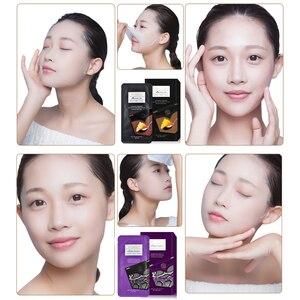 Image 5 - HEMEIEL חומצה היאלורונית לחות קוריאני פנים מסכת קולגן גיליון מסכת אקנה טיפול פנים מסכת טיפוח עור קוסמטיקה קוריאנית