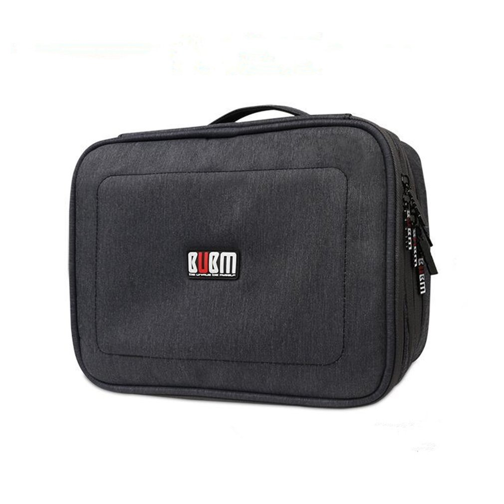 Electronic Accessories Cable Organizer Bag Travel USB Charger Storage Case Multi-function digital products clutch bag fashion