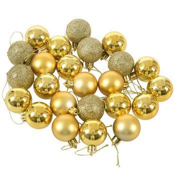 New 24PC Christmas Popular Xmas Tree Decoration Ball Stylish