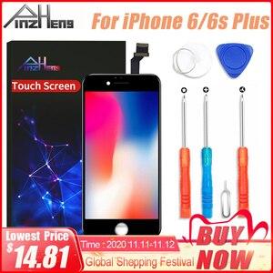 Image 1 - Pinzheng 100% Aaaa Kwaliteit Lcd scherm Voor Iphone 6 6S Plus Screen Lcd Display Digitizer Touch Module Schermen Vervanging lcd S