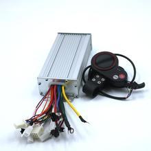 Greentime 48V 60V 1500W 45A, бесщеточный контроллер двигателя постоянного тока для электровелосипеда, фотография детской модели, один комплект