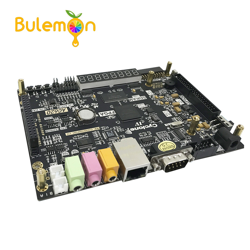 FPGA Development Board AC620 Altera  With Compatible And Powerful Expansion Interface