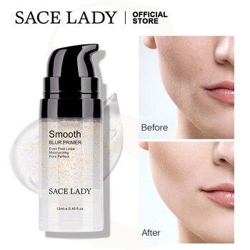 SACE LADY Face Primer Base Makeup Oil Control Matte Make Up Cream Professional Smooth Pores Foundation Cosmetic Wholesale недорого