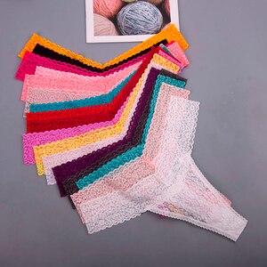 L XL XXL XXXL XXXXXL XXXXXXL ONE SIZE adjusted Sexy cozy Lace Briefs g thongs Underwear Lingerie for women 1pcs ac70