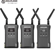 Hollyland Mars 400S kablosuz Video İletim sistemi HDMI SDI 1080P kablosuz HD görüntü verici alıcı fotoğrafçılık için