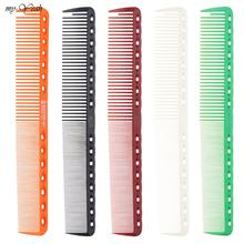 4 Colors Professional Hair Combs Barber Hairdressing Hair Cutting Brush Anti static Tangle Pro Salon Hair Care Styling Tool