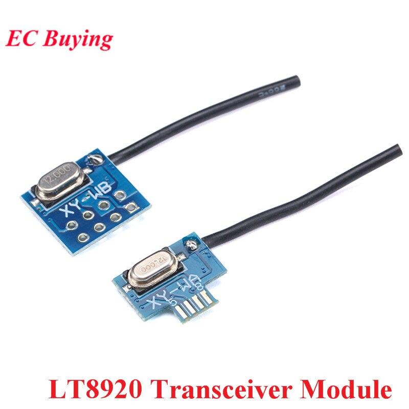 LT8920 2,4G беспроводной трансивер модуль передатчик и приемник nrf24l01 междугородние анти-помехи низкое энергопотребление