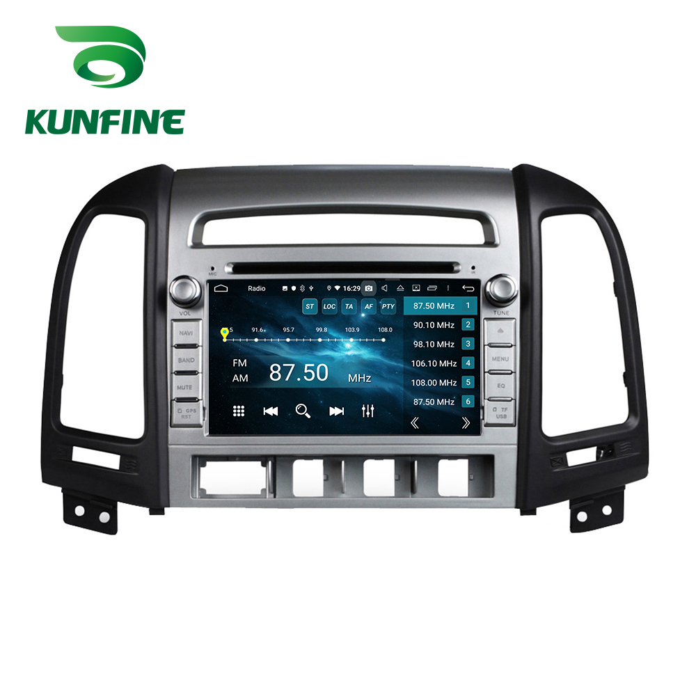 Android Car DVD GPS Navigation Multimedia Player Car Stereo For HYUNDAI santa fe 2012 (1)