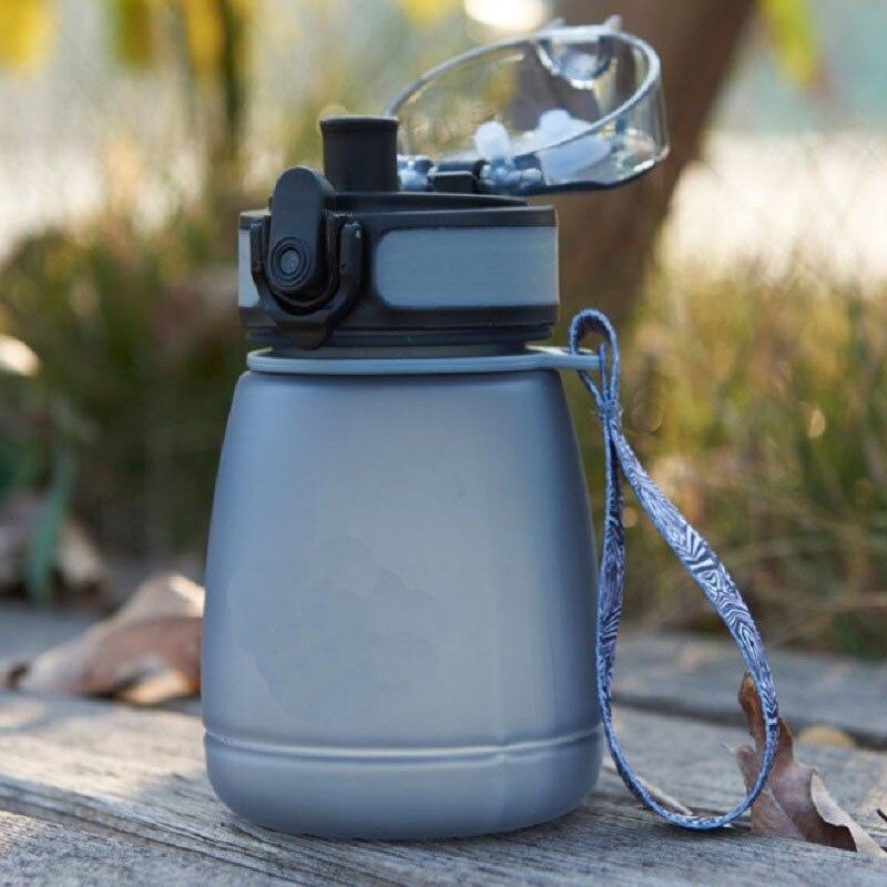 300ml 트 리 탄 어린이 물 병 선물 bpa 무료 어린이 음료 병 leakproof 야외 내 마시는 물 병