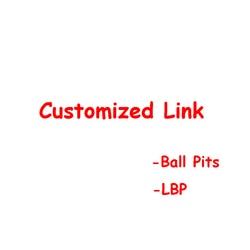 Enlace VIP personalizado para LBP - Ballpits