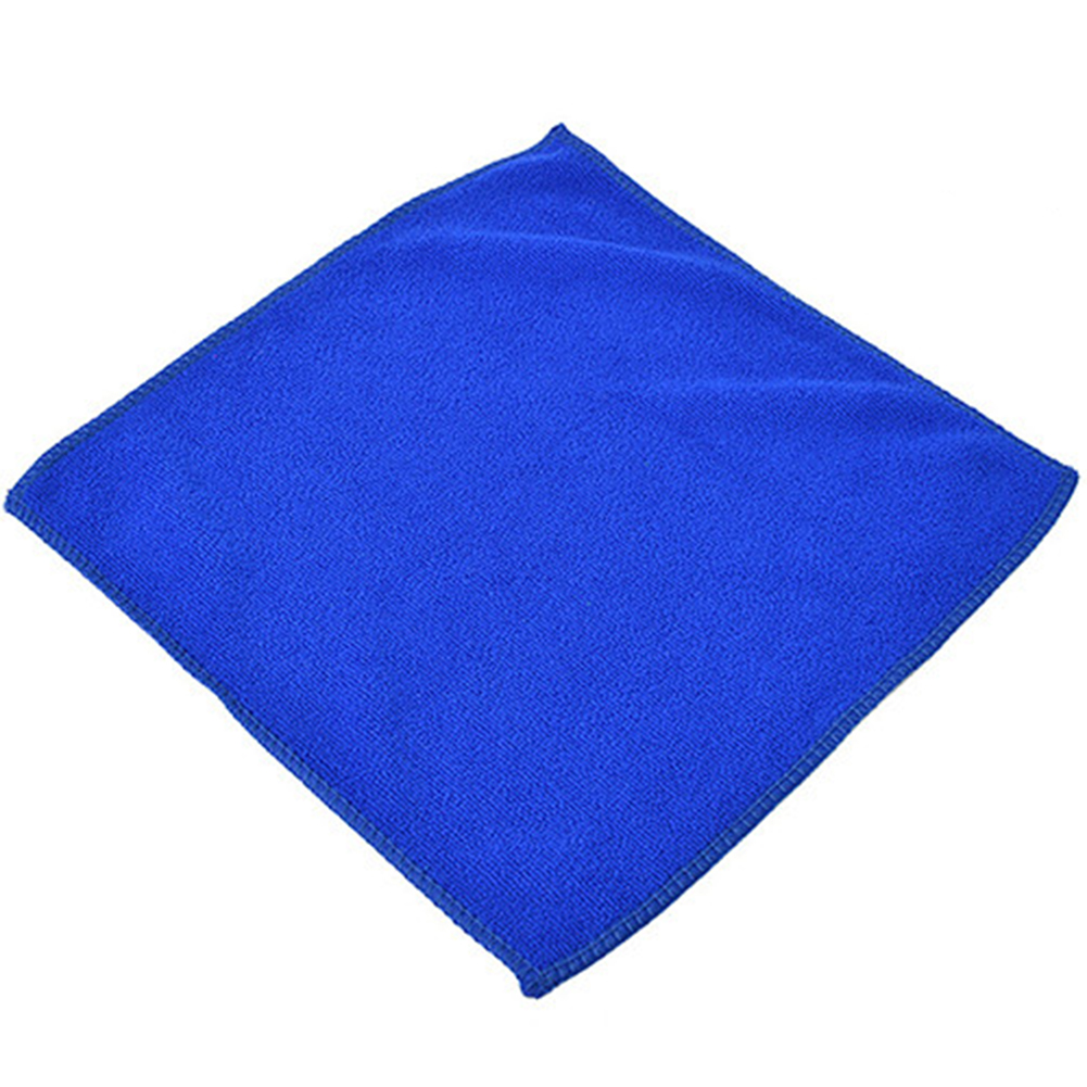 1/5pcs Microfiber Auto Cleaning Hotel Quick Dry Bath Towels Home Cleaning Towel High Absorbent Soft Cloths Washing Cloth 25x25cm