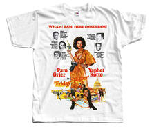 Friday Foster Pam Grier Poster T Shirt All Sizes S To 4Xl(China)