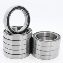 6806 2RS Bearing 10Pcs 30x42x7 mm ABEC 1 Thin Section 6806 2RS Ball Bearings 6806RS 61806 RS