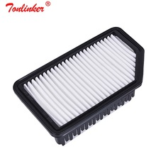 Car Air Filter For Hyundai VELOSTER FS 1.6T GDI ACCENT 4 (RB)1.4 1.6L Model 2010 2011 12 2019 Year 1Pcs Filter Car Accessories