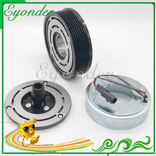 Air-Conditioning-Compressor RENAULT Electromagnetic AC with Coil for Fluence/2.0l/926009541r