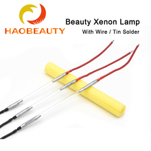 Laser Beauty Equipment Xenon Lamp OPT Hair Removal IPL Photo