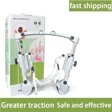 Cervical Traction Belt Neck Stretcher Band Vertebrae Recovery Health Care Neck Stretch Fixing Straps for Adult Children