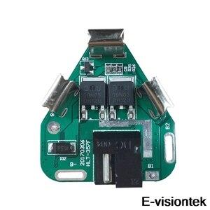 Image 1 - 3S BMS 12V 10A הגנת סוללה לוח PCM DC אלקטרוני כלים 18650 Lipo ליתיום ליתיום מטען סוללה BMS מעגל לוח PCB