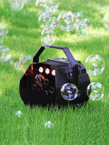 Bubble-Machine Wedding-Scene Stage-Effect Business Mini New LED Romantic Activities Family