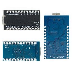 Image 3 - 10pcs Mini USB ATmega32U4 Pro Micro 5V 16MHz Board Module For Arduino/Leonardo ATMega 32U4 Controller Pro Micro Replace Pro Mini