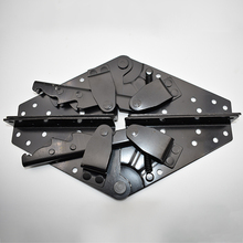 Гибкий Многофункциональный угловой механизм, инструмент, аксессуары, мебель, утолщенная регулируемая стальная петля, складная, 3 положения