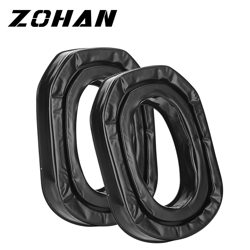 "ZOAHN EP03 Gel Ear Pads For Walker's Razor Muffs - ""Peel And Stick"" Design"