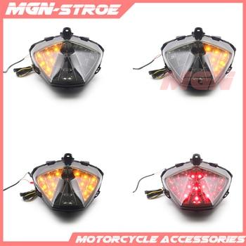 Motorcycle Rear Tail Light Turn Signals Integrated Led Light Blinker Lamp For HONDA CBR300R CB300F 2015-2018 CBR250R 2011-2013