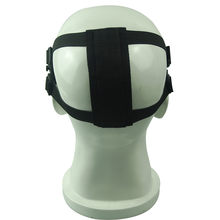 20 ^ Nieuwe Hoofdband Helm Strap Head Strap Voor Airsoft Paintball Full Face Schedel Skelet Cs Masker Masker Hoofdband(China)