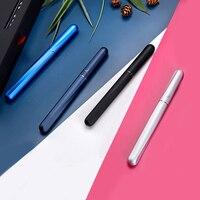 Luxury Fountain Pen Iraurita EF F Nib Metal Silver Red Dark blue Black Blue Business Gift Pens with Gift Box Stationery
