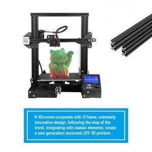 Image 4 - Creality 3D Ender 3/Ender 3 Pro/Ender 3 V2 3D Printer Diy Kit Zelf Monteren Met Upgrade Hervatten Afdrukken meanwell Voeding