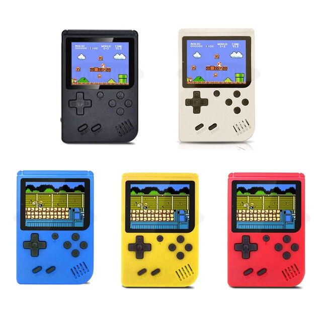 500 IN 1 Retro Video Console di Gioco Palmare Giocatore di Gioco Portatile Console di Gioco Tascabile Mini Tenuto IN Mano per il Regalo Dei Bambini 6