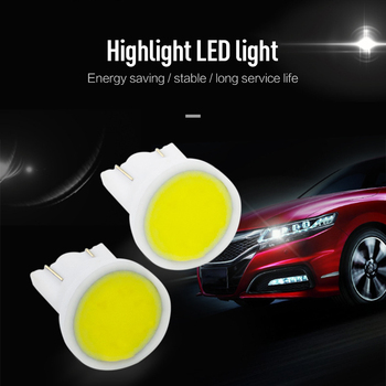12V T10 COB LED Highlight Tail Box Light Car Interior Lighting Atmosphere Light Neon Lamps Car Accessories interior image