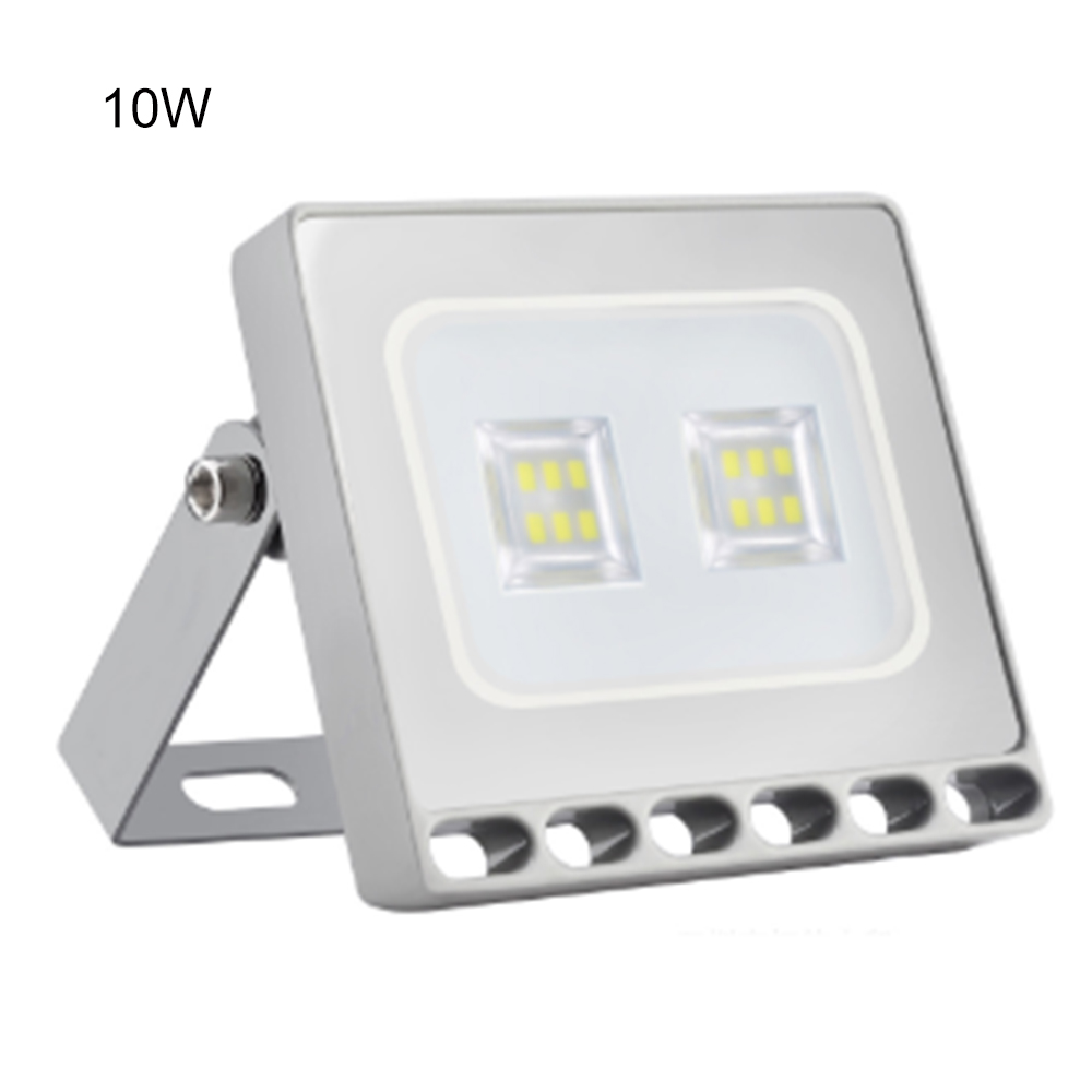 Slim 10W-150W 110V LED Floodlight SMD Outdoor Waterproof IP65 Security Lamp