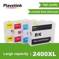 캐논 pgi 2400 용 캐논 PGI-2400 xl 리필 카트리지 용 plavetink 잉크 카트리지 maxify ib4040 ib4140 mb5040 mb5140 프린터