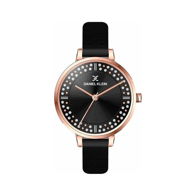 Наручные часы Daniel Klein DK11881-3 женские кварцевые на кожаном ремешке