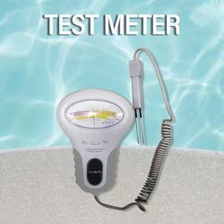 Basen Ph cyfrowy Tester Tester chloru Cl2 Tester miernik poziomu wody w Spa monitorowania jakości analizy testu urządzenie do czyszczenia basenu akcesoria w Mierniki pH od Narzędzia na