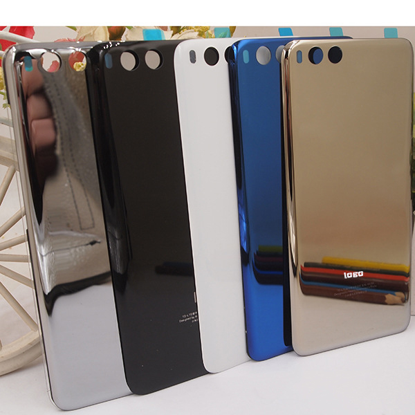 Back Cover Replacement For Xiaomi Mi Note 3 Mobile Accessories For Xiaomi Mi Note 3 Battery Back Cover